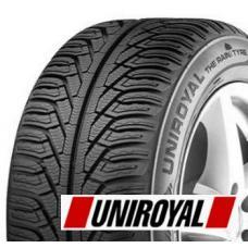 Zimní pneumatika UNIROYAL MS PLUS 77 je novinka roku 2013 a je nástupcem úspěšné pneumatiky Uniroyal MS PLUS 66. Značka Uniroyal spadá do koncernu Continental a zaměřuje se na jízdu na zhoršené vozovce a za deště. Má tak vyřešen velmi dobrý odvod vody a rozbředlého sněhu z dezénu a vyniká též velmi dobrou trakcí a přilnavostí.