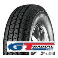 Letní dodávkové pneumatiky GT RADIAL MAXMILER X jsou velmi spolehlivé pneumatiky, které zajišťují dostatečnou nosnost a vynikají vysokým kilometrovým nájezdem. Tato pneumatika je určena pro řidiče dodávek, kteří požadují za dobré peníze co největší užitné vlastnosti.