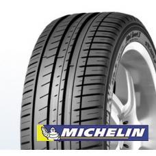 Pneumatiky Michelin Pilot Sport 3 patří k těm nejlepším letním pneumatik jak už jsme u této premiové značky zvyklí. Pneumatika za měřená sport, což dokazuje fakt, že  vychází ze zkušeností z F1 a jedná se o referenční pneumatiku pro Porsche: je nejrychlejší pneumatikou na trhu! Jedná se zkrátka o pneumatiku bez kompromisů.  VÝHODY PRODUKTU Vychází ze zkušeností z F1 Referenční pneumatika pro Porsche Nejrychlejší pneumatika na trhu