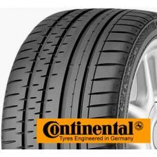 Continental conti sportcontact2 je ideální pneumatika pro sportovní řidiče. Continental vyvinul HiTech pneumatiku chlubící se impozantním sortimentem. Tato sportovní vysokorychlostní pneumatika byla zkonstruována ve spolupráci s významnými automobilkami. Vynikající jízdní vlastnosti a vysoce atraktivní vzhled jsou charakteristickými znaky těchto pneu.