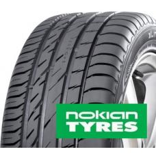 Pneumatiky Nokian nabízejí výbornou užitnou hodnotu srovnatelnou s premiovými pneumatikami a zároveň si zachovávají dobrou cenu, což je ideální kombinace pro řidiče, kteří chtějí na auto to nejlepší a zároveň nechtějí přeplácet značku. Nokian navazuje na úspěchy zimních pneumatik letní pneumatikou nové generace Nokian Line. Jedná se o pneu, která má řadu inovatavních technologií a pyšní se velmi dobrými výsledky na mokrém povrchu. KKtomu si tato pneumatika neustále zachovává vysoký komfort a též je šetrná k životnímu prostředí.