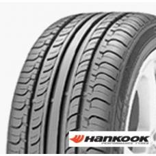 Letní Pneumatiky Hankook K415 je pneumatika s vynikajícími vlastnosti pro suché i mokré silnice. Díky čtyřem drážkám efektivně odvádí vodu a je odolná vůči aquapaningu. Dobře se chová i v zatáčkách. Tuhost prostředního bloku zajišťuje bezpečnější brzdění. Optimalizovaný profil pneumatiky zajišťuje pohodlnou a tichou jízdu.