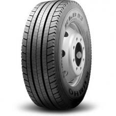 KUMHO kld 03 m+s 295/60 R22,5 150K, celoroční pneu, nákladní