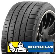 Michelin pilot super sport je (jak už napovídá název) supersportovní pneumatika splňující ta nejpřísnější kriteria. Maximální výkon, stabilita a výborné brzdné vlastnosti jsou hlavní devízou této unikátní pneumatiky, testované ve spolupráci s Ferrari, BMW a PORSCHE