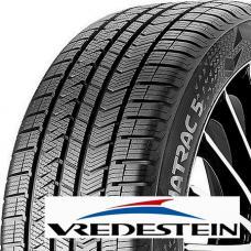 VREDESTEIN quatrac 5 235/65 R17 108V TL XL M+S 3PMSF FP, celoroční pneu, osobní a SUV