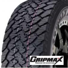 GRIPMAX a/t 245/75 R16 111T TL OWL, letní pneu, osobní a SUV