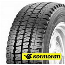 Letní pneumatiky KORMORAN Van Pro b2 jsou určeny pro dodávky a lehká užitková vozidla. Jsou vyrobeny ze speciální pryže, odolné proti oděru, s protiskluznými vlastnostmi, jsou velice výkonné i na mokrém povrchu vozovky. Rozložení tlaku zajišťuje rovnoměrné opotřebení běhounu a nižší valivý odpor, což umožňuje najet více km s nižší spotřebou paliva.  Značka Kormoran spadá pod koncern Michelin a působí na trhu jako levná varianta této známé značky.