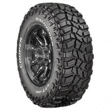 COOPER TIRES discoverer stt pro p.o.r. 305/65 R17 121Q TL LT M+S BSW, letní pneu, osobní a SUV