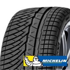 MICHELIN pilot alpin pa4 245/45 R17 99V TL XL M+S 3PMSF GRNX FP, zimní pneu, osobní a SUV