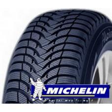 MICHELIN ALPIN A4 zimní pneumatika vyrobená z nové směsi s příměsí slunečnicového oleje, což zajišťuje výbornou přilnavost na mokré vozovce a zvýšený výkon na sněhu a ledu. Díky většímu počtu bloků běhounu jsou dobře ovladatelné v zimních podmínkách. Mají zkrácenou brzdnou dráhu. Směs, ze které jsou vyrobeny zaručuje prodlouženou životnost a ekonomickou jízdu.