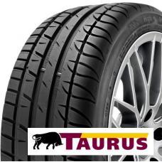 Letní pneumatiky Taurus High Performance (HP) jsou ideální kombinací kvality a pořizovací ceny. Pneumatiky Taurus spadají do koncernu Michelin a jsou určeny převážně pro evropský trh.  Taurus HP mají optimální konstrukci běhounu se zvýšenou tuhostí boku, což zajišťuje dobrou manévrovatelnost za každého počasí a velký kilometrový nájezd. Pneumatiky Taurus vzhledem k ceně a užitným vlastnostem doporučujeme vyzkoušet.